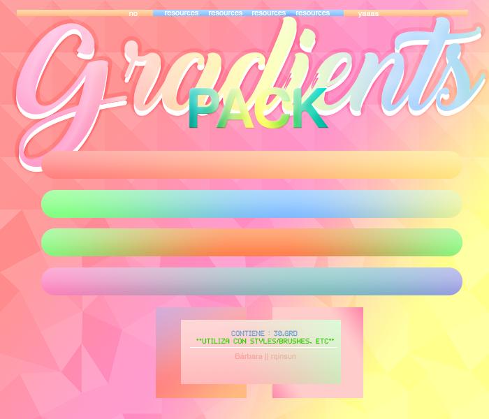//Pastelgradients 1  by rqinsun