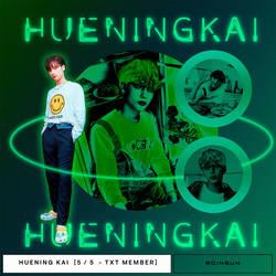 TXT THEME: HUENINGKAI
