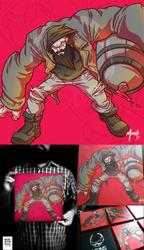 EC: Journey Man by monstrbox