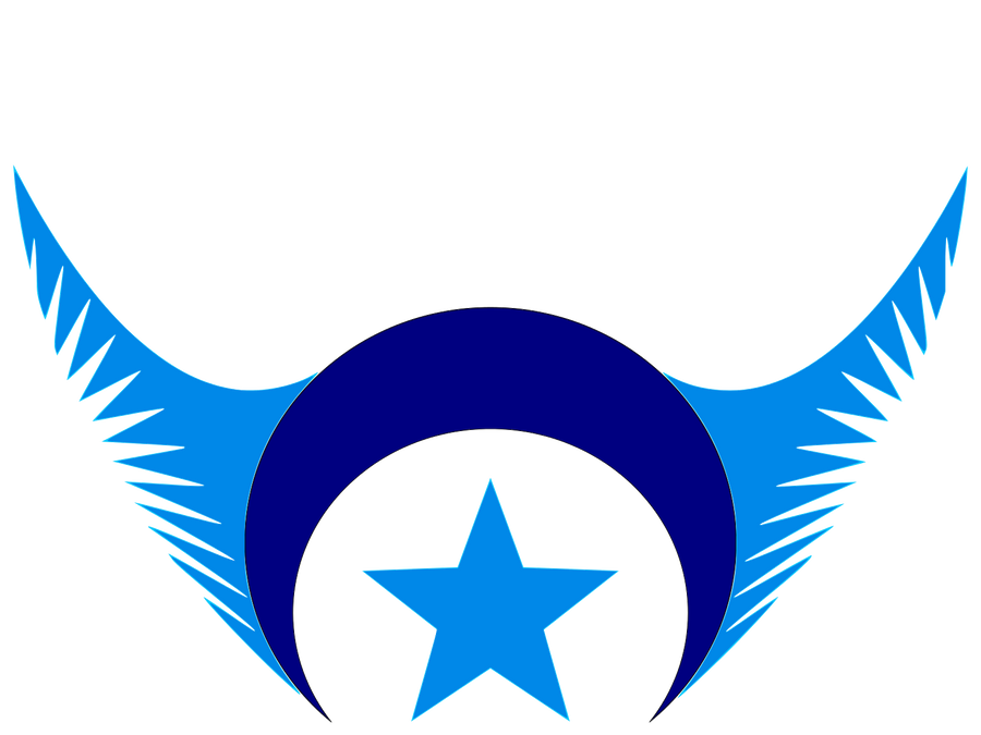 New Lunar Republic Emblem by GrimReap2