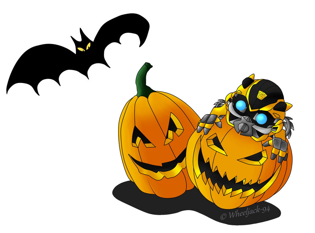 Halloween 'Bee by Wheeljack-94