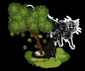 Thornfrost of GladeClan - Inheritance by RadleyGL