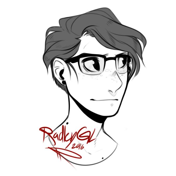 New DA/Tumblr Icon by RadleyGL