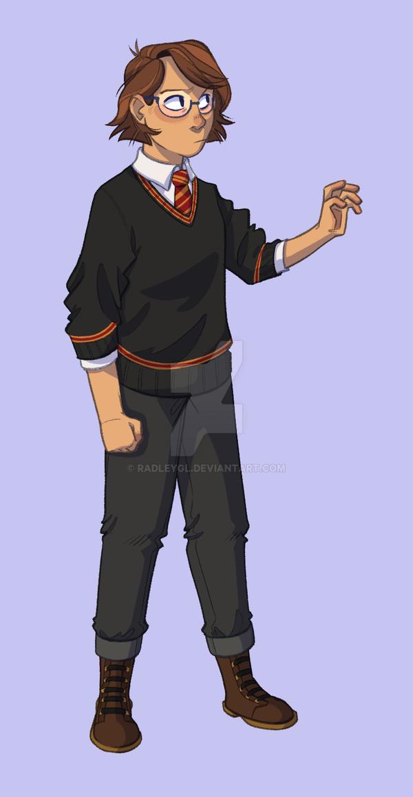 Harry Potter - oc stuff 2-2-2019 by RadleyGL