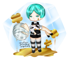 Phos Evolution Part II by Endless--Paradox