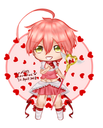 I will protecc Mohiro-chan!! by Endless--Paradox