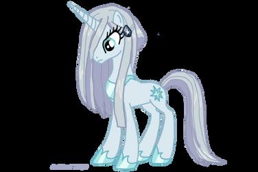 Sode no Shirayuki Pony by PrettyLittleWolf