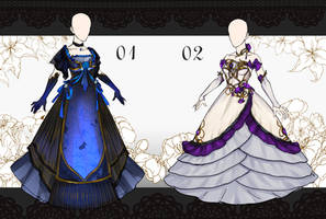 Adopt Auction Outfits 10  (OPEN) by morgan9ekffrrr