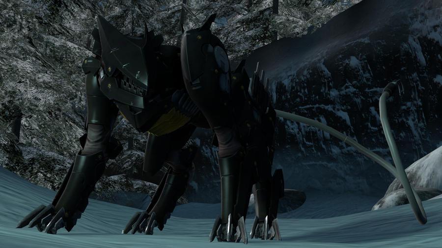 Bladewolf by sniper6vs7rocket
