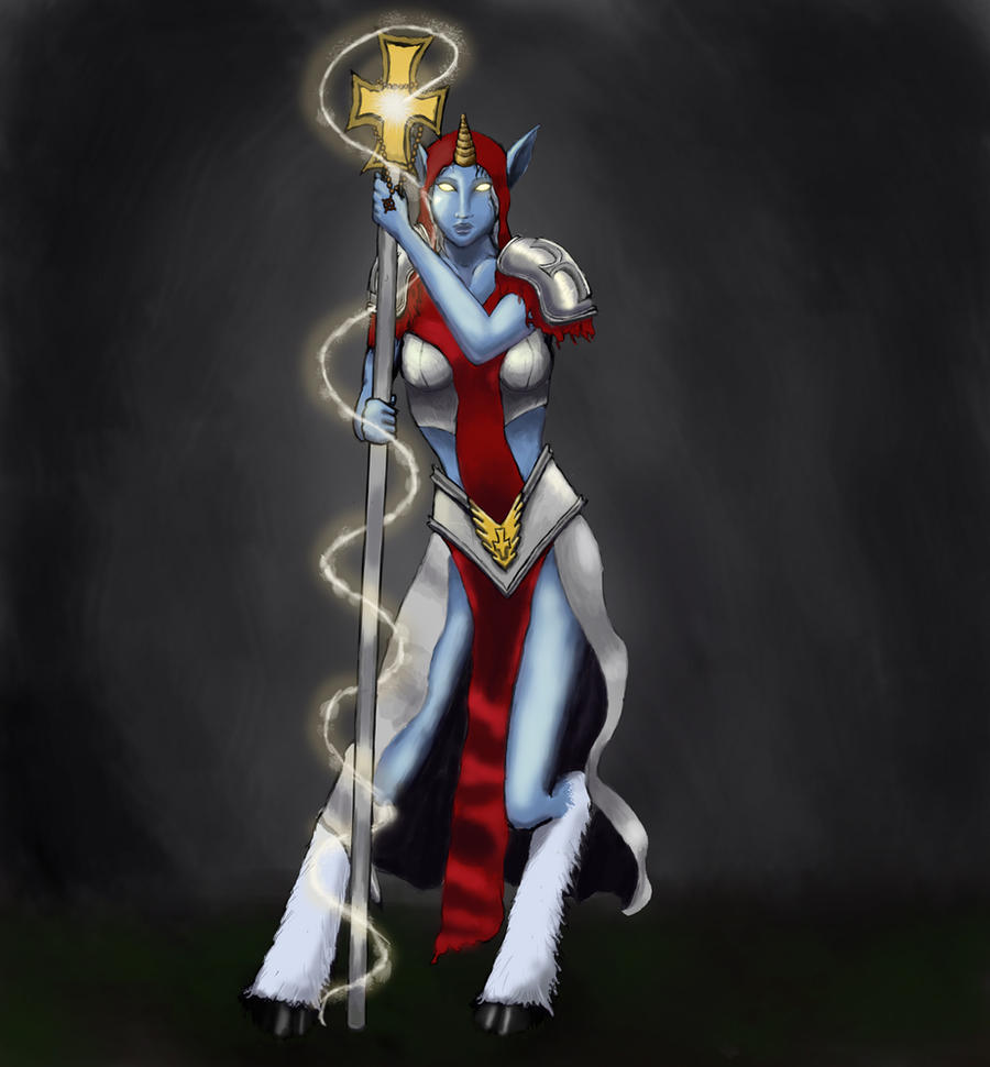Templar Soraka by Driftingwood