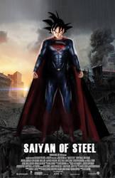 SAIYAN OF STEEL