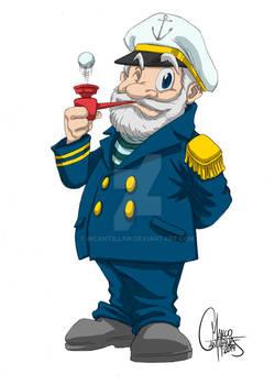 Sailor Commission - Color