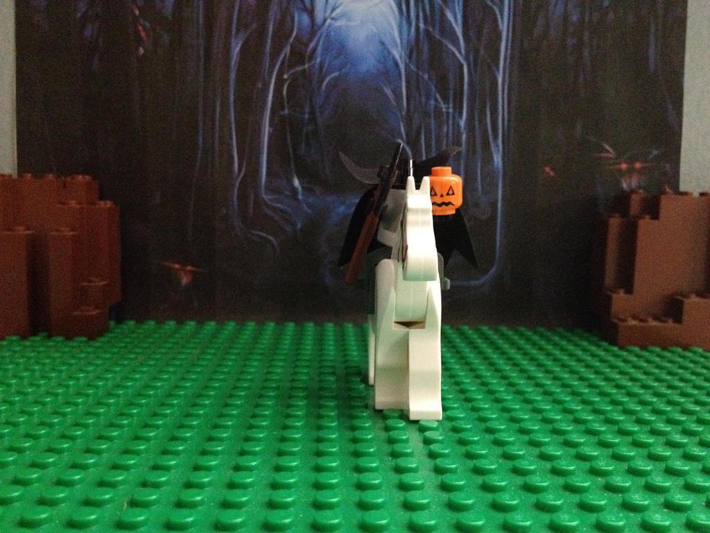 Happy Halloween by Gamer-man-15