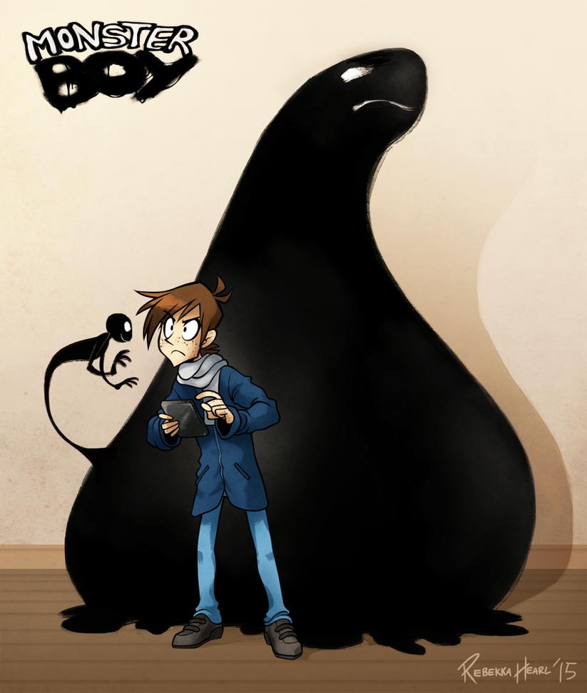 OC Challenge - 'Boy' by ReincarnatedParano