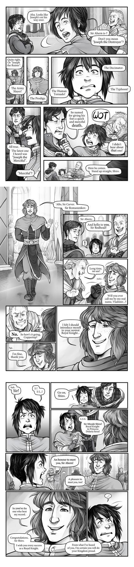 Serai - Joseph's Introduction by ReincarnatedParano