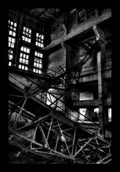 old gas-steam power plant XII by matze-end