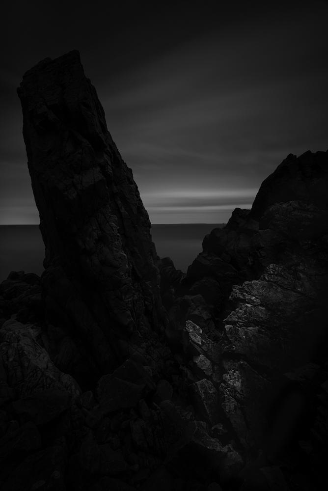 The hermit in the dark by matze-end