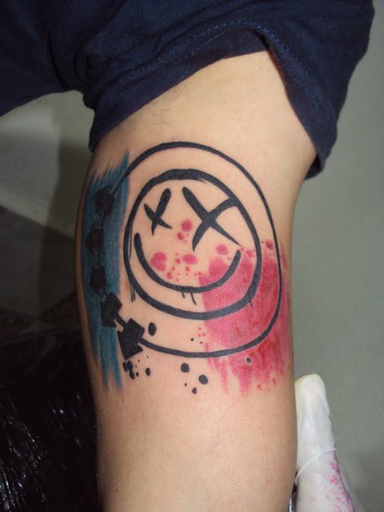 Pin Blink 182 Tattoos Tumblr on - 53.8KB