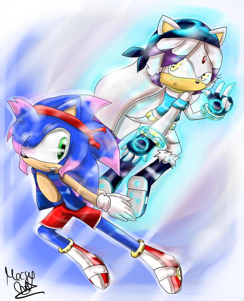 Sonic Rush Next Generation by Cometshina