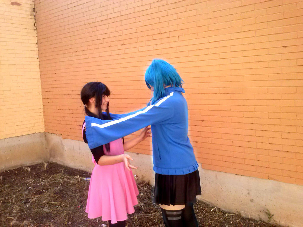 Don't. Touch. Konoha by Cometshina