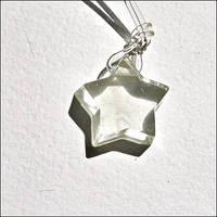 Transparent star by astis