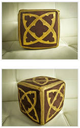 Horadric Cube Plush by astis