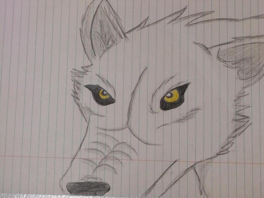 Wolf's Rain: Kiba by JennytheYugioh5dsfan
