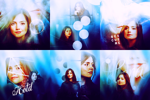 Jenna-Louise Coleman icons by wherestherain
