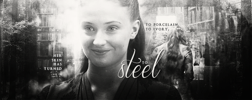 To Steel signature by wherestherain