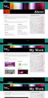 hp88 Website by Holy-Promethium