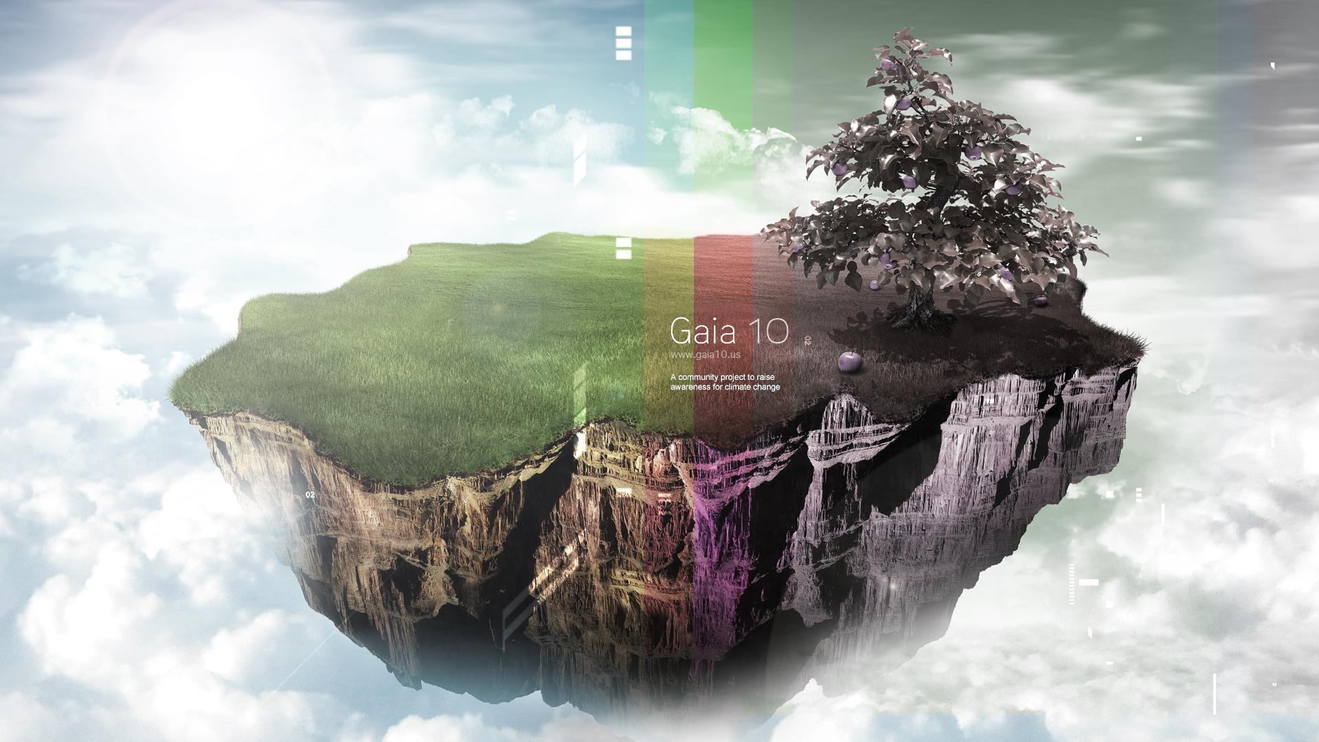 Living GAIA by sinedrock