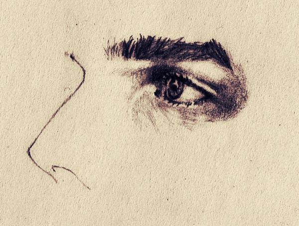 Gerard Eye by dorrrrin