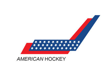 American hockey team by bloodomen3297