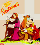 Banjo kazooie and Dragon Quest