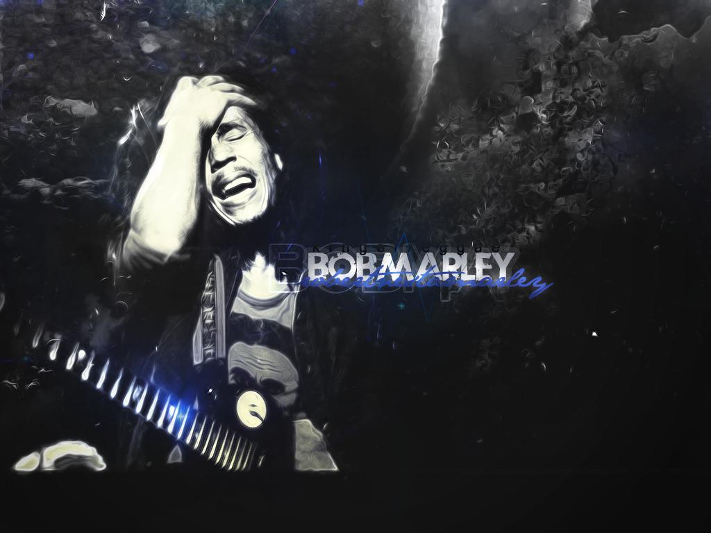 Bob Marley by mikeepm