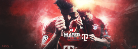 Mario Gomez by mikeepm