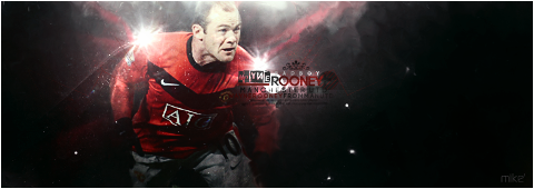Rooney by mikeepm
