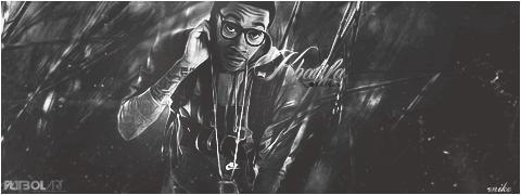 Wiz Khalifa Black And White by mikeepm