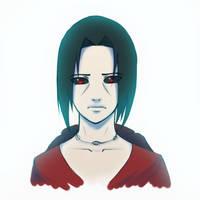Itachi_Sketch20485837 by Gubnub