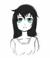 Tomoko Kuroki_Sketch18310529_01.07.14 by Gubnub