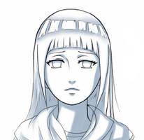 Hinata_Shippuden_Copy of Sketch314122949_06.09.14 by Gubnub