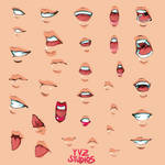 Sketch6512479 mouth exercises