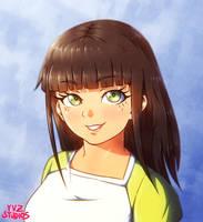 Portrait - Trish by Gubnub