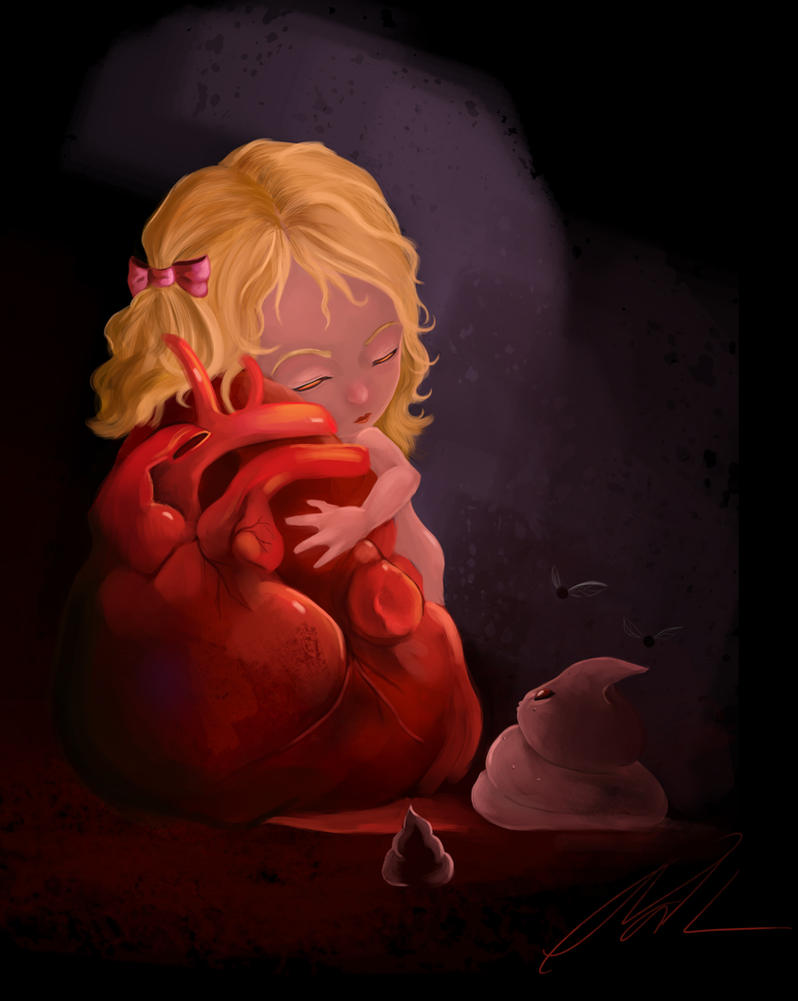 Maggy Binding of Isaac Rebirth by Laurenas