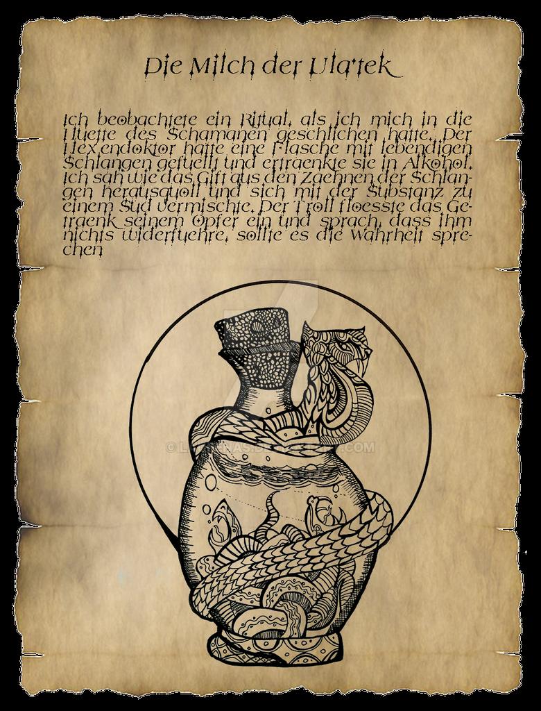 Trollflasche by Laurenas