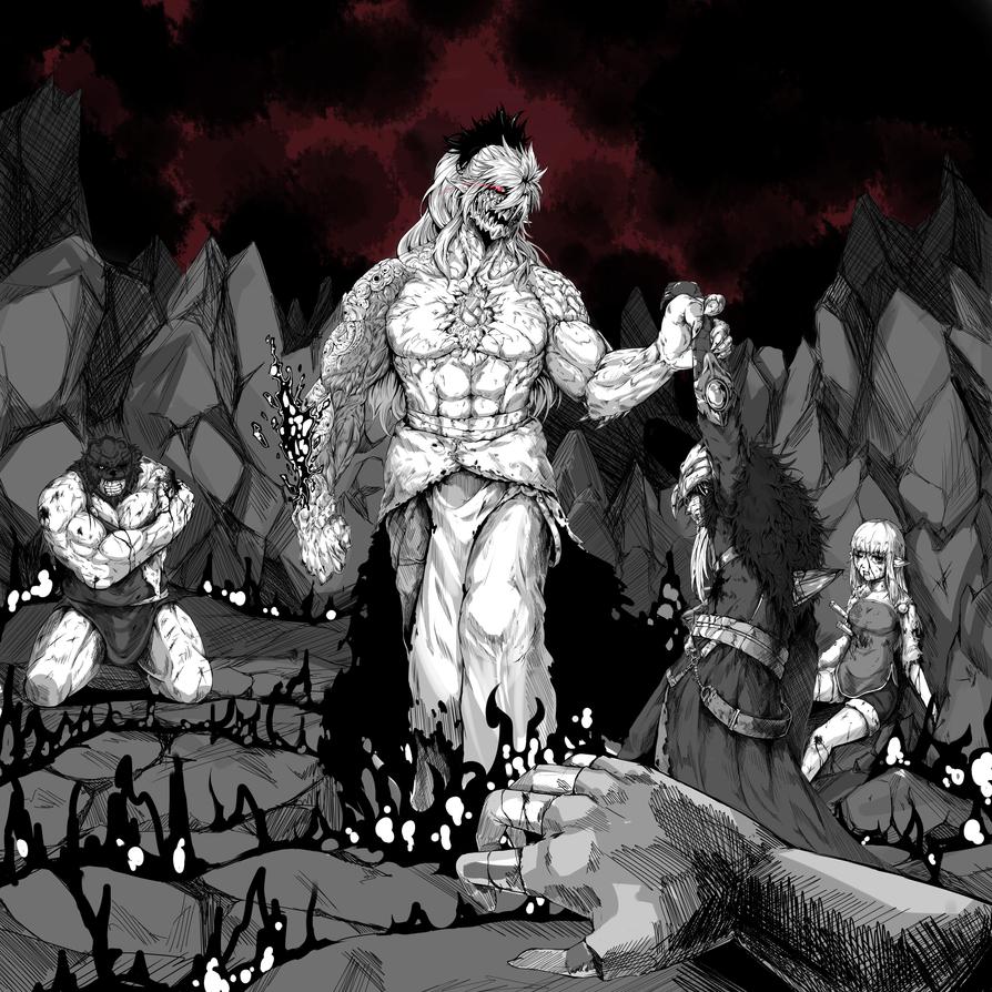 Demon Bursurker by hi2046