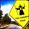 You Cannot Pass Icon by Arrgosax