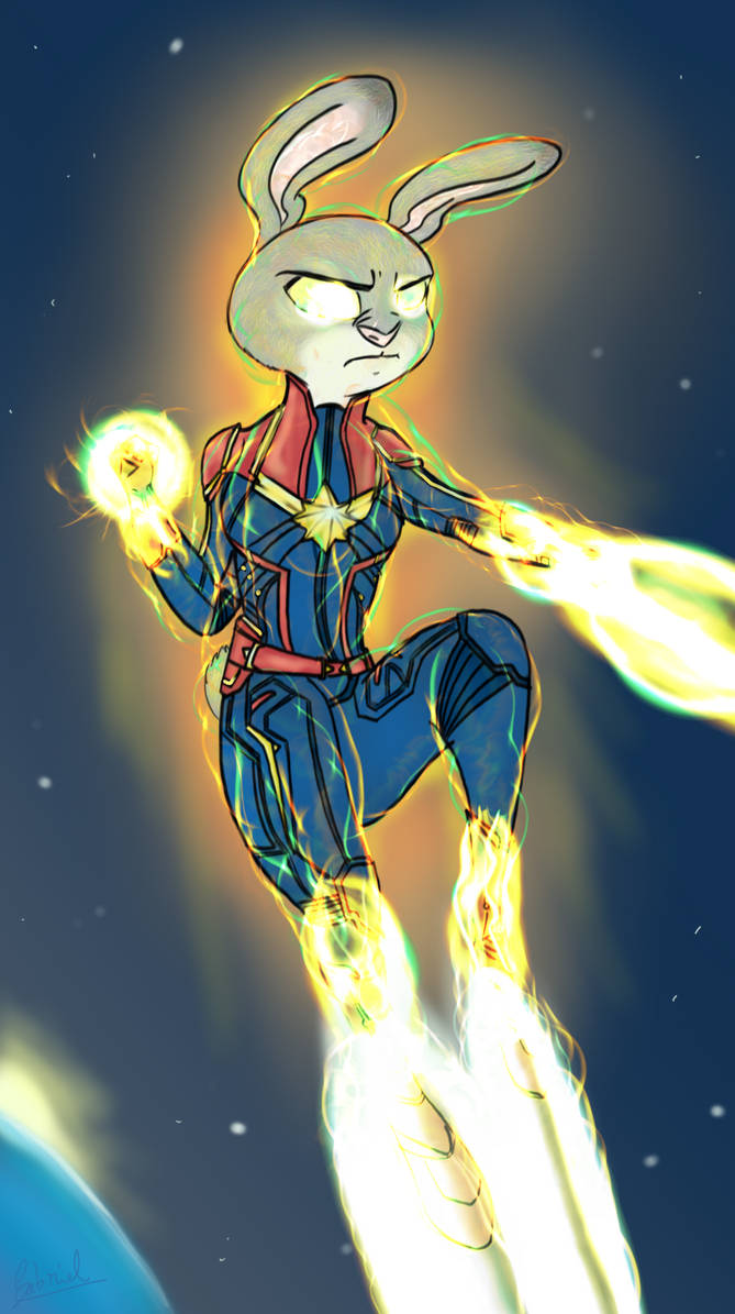 Captain Bunnvel by TheNightManager