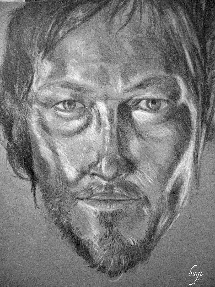 Daryl Dixon by hugomaster5