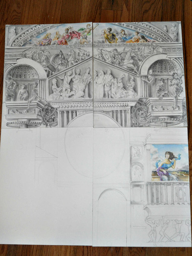 Work in progress by hugomaster5